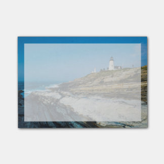 Maine, Pemaquid Point, Pemaquid Point Lighthouse Post-it® Notes
