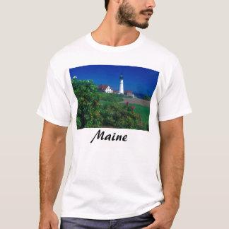 Maine Portland Head Lighthouse T-Shirt