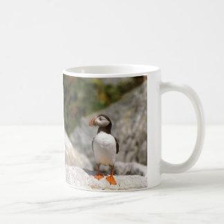 Maine Puffin Mug