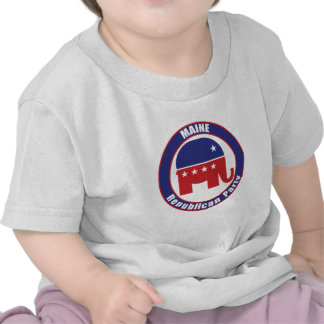 Maine Republican Party Tshirts