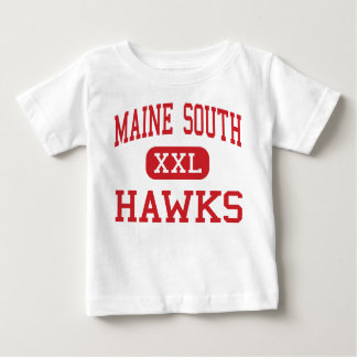 Maine South - Hawks - High - Park Ridge Illinois Baby T-Shirt