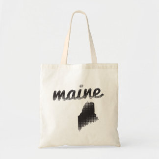 Maine State Budget Tote Bag