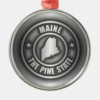 """""""Maine Steel"""" Ornaments"""