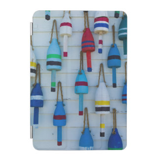 Maine, Stonington, decorative lobster buoys iPad Mini Cover