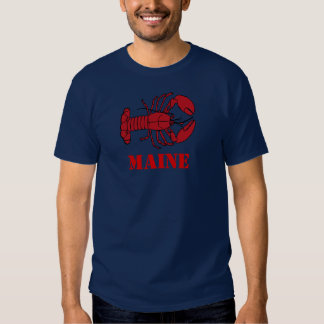 MAINE T-shirt from the J.X.G U.S.A.collection