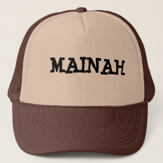 Maine Trucker Hat