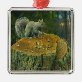MaineA Little Nutcracker Squirrel from Maine Christmas Ornament