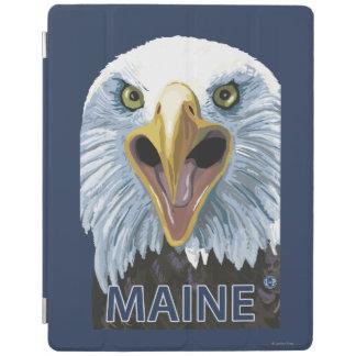 MaineEagle Up Close iPad Cover