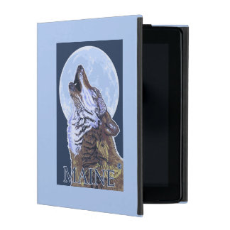 MaineHowling Wolf iPad Case