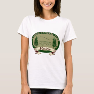 Maine's Acadia National Park T-Shirt