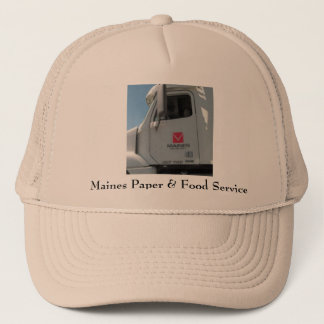 Maines Paper & Food Service Trucker Hat