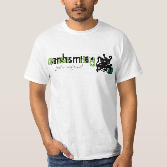 Mainsha's Military GISHWHES 2014 T-Shirt