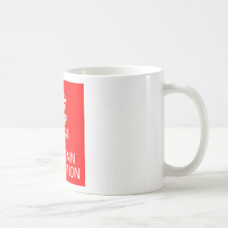Maintain Seperation Mug