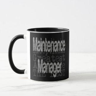 Maintenance Manager Extraordinaire Mug