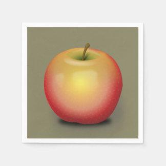 Maintosh Apple Paper Napkin