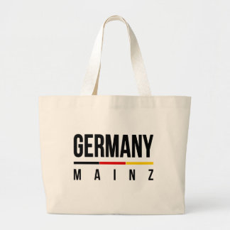 Mainz Germany Large Tote Bag