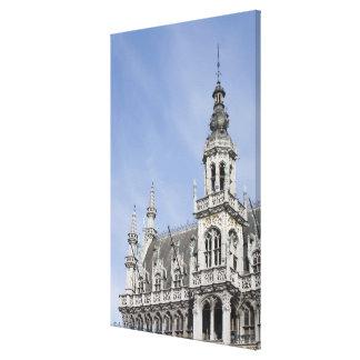 Maison du Roi, Brussels, Belgium Canvas Print
