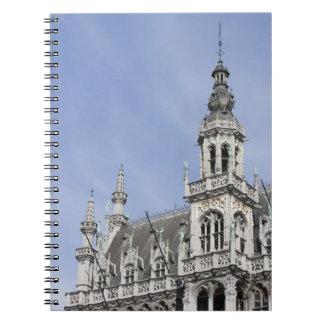 Maison du Roi, Brussels, Belgium Notebooks