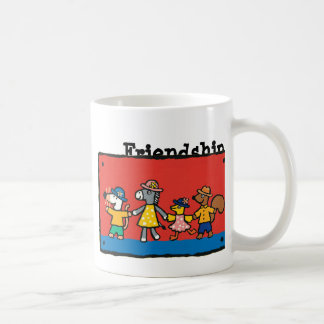 Maisy and Best Friends Hold Hands Coffee Mug
