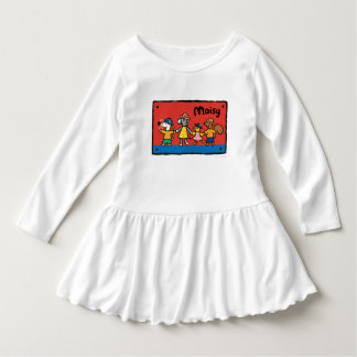 Maisy and Best Friends Hold Hands Dress