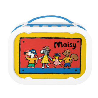Maisy and Best Friends Hold Hands Lunch Box