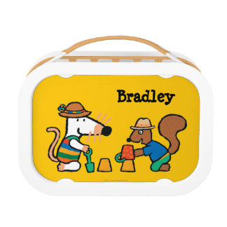 Maisy and Cyril Build a Sand Castle Lunch Box