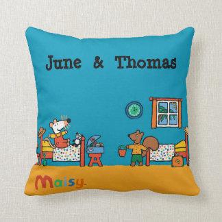 Maisy and Cyril Go on Vacation Scene Cushion