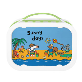 Maisy and Friends at the Beach Lunch Box