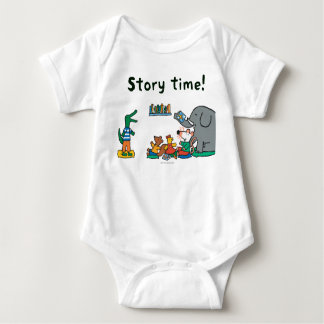 Maisy and Friends Laugh at Story Time Baby Bodysuit