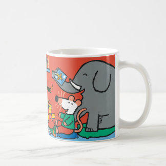 Maisy and Friends Laugh at Story Time Coffee Mug