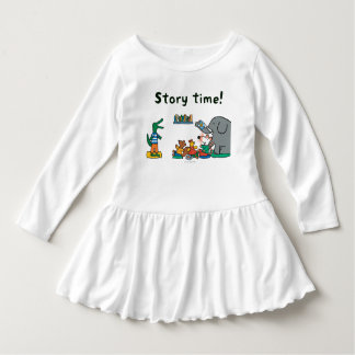 Maisy and Friends Laugh at Story Time Dress