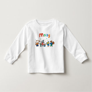 Maisy and Friends Play in the Band Toddler T-Shirt