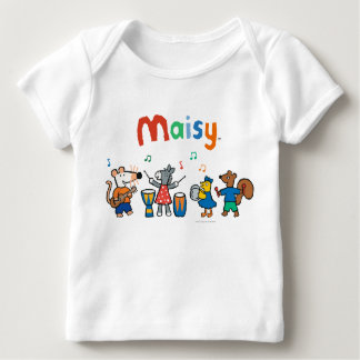 Maisy and Friends Play in the Band Tshirt