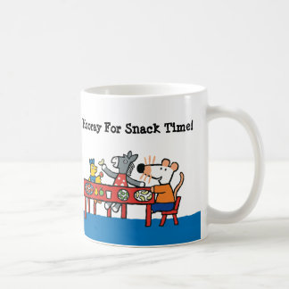 Maisy and Friends Preschool Snack Time Coffee Mug