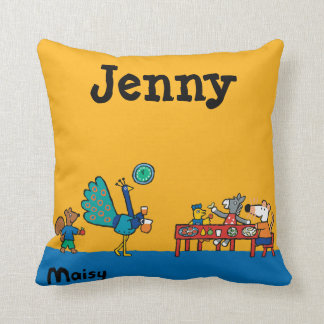 Maisy and Friends Preschool Snack Time Cushion