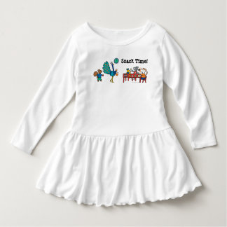 Maisy and Friends Preschool Snack Time Dress