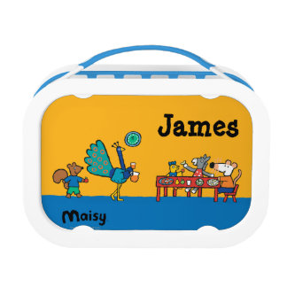 Maisy and Friends Preschool Snack Time Lunch Box