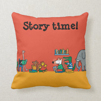 Maisy and Friends Read Together Cushion