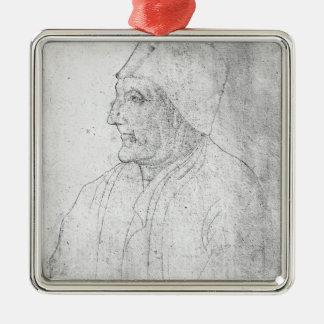 Maitre Jean Froissart Christmas Ornament