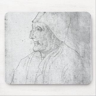 Maitre Jean Froissart Mouse Mat