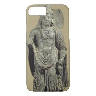 Maitreya, Gandhara (grey schist) iPhone 8/7 Case