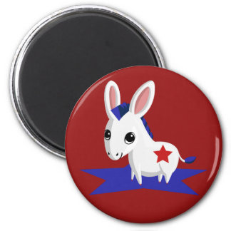 Maize the Democratic Donkey Magnet