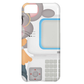 Maizie Game computer iPhone 5C Cases