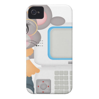 Maizie Game computer iPhone 4 Covers