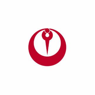 Maizuru, Kyoto, Japan flag Photo Sculptures