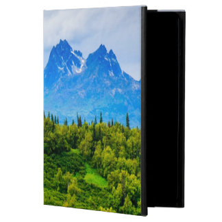 Majestic Alaska Mountains Cover For iPad Air