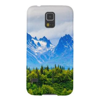 Majestic Alaska Mountains Galaxy S5 Cover