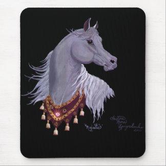 Majestic Arabian Horse Mousepad