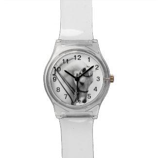 Gallopink Hoof Arabian Horse Wrist Watch Gift