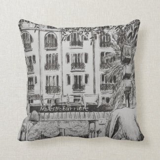 Majestic Cannes Film festival Fashion TV Cushion